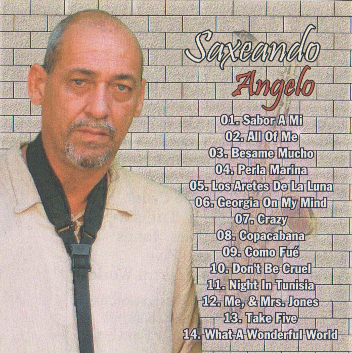 Angelo – Saxeando