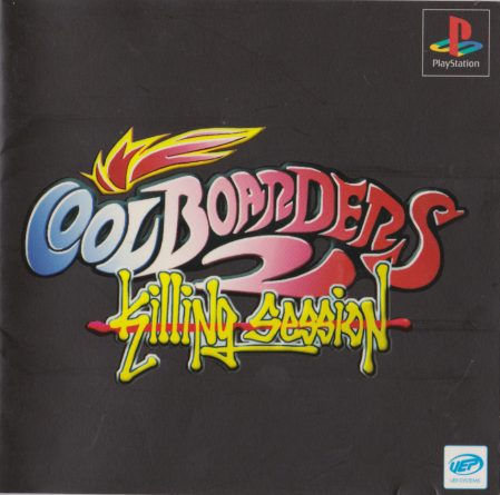 Cool Boarders 2 – Killing Session