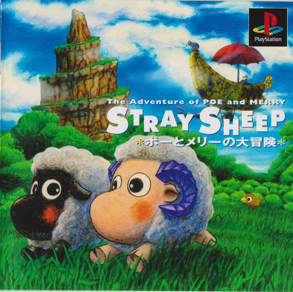 Stray Sheep – The Adventure of Poe and Merry