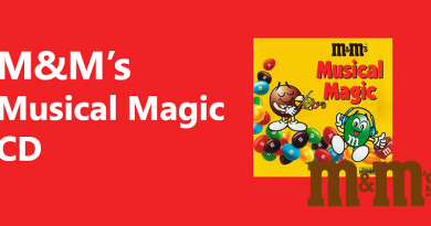 Musical Magic (M&Ms)