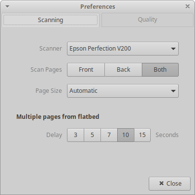 How To Get Epson Perfection V200 Photo Flatbed Scanner Working with