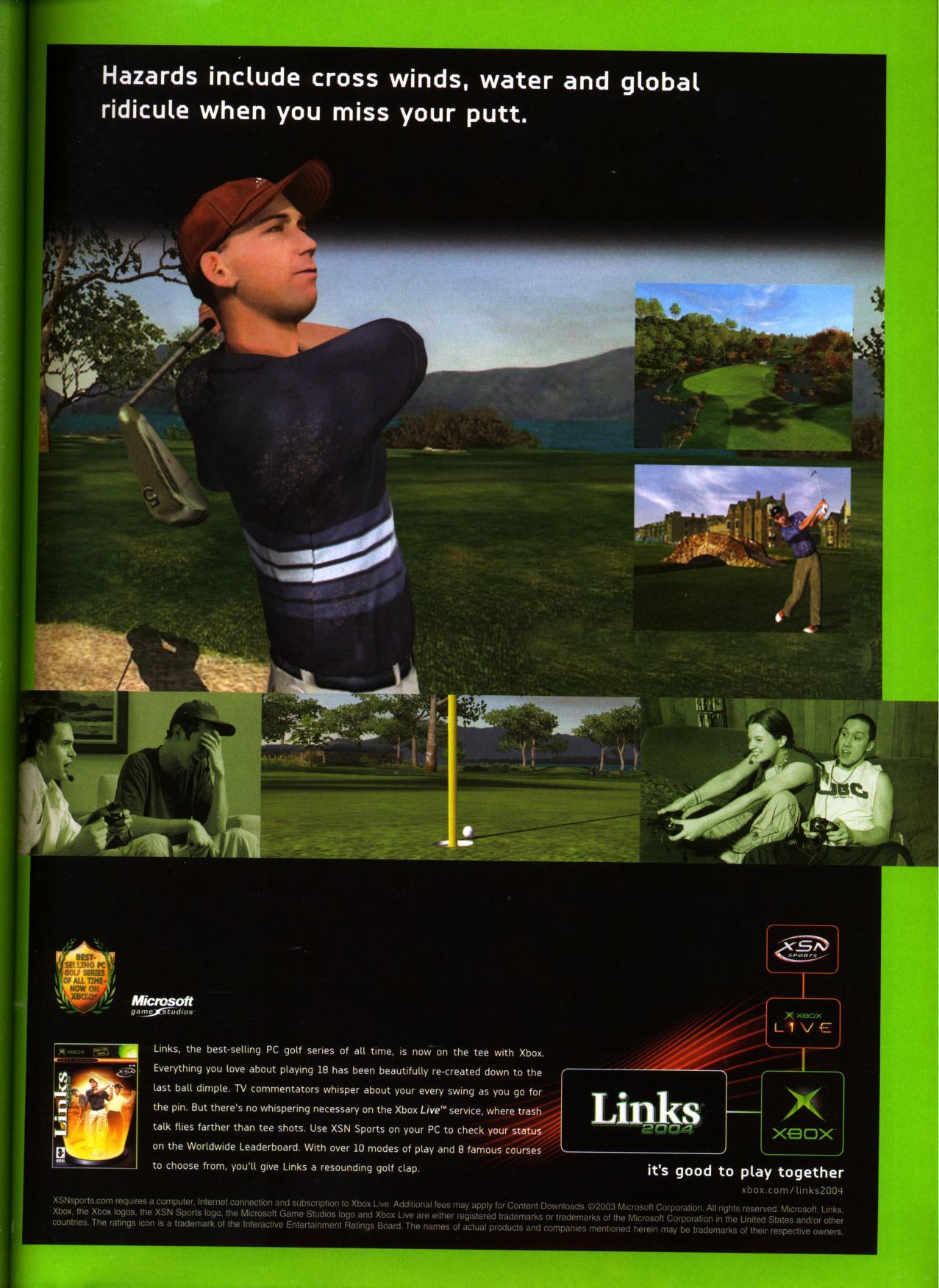 Microsoft – Video Game Adverts – Dan's Things